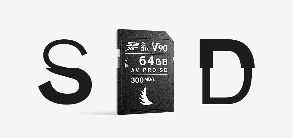 AV PRO SD V90 Card - 4K Video Recording SD Card  b7afc9f245